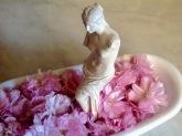 Aphrodite bain de fleurs