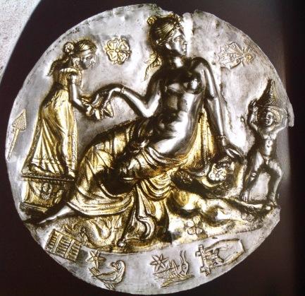 Médaillon Aphrodite