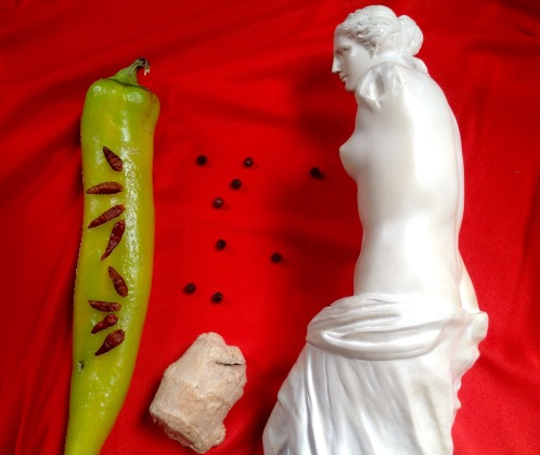 Aphrodite épices